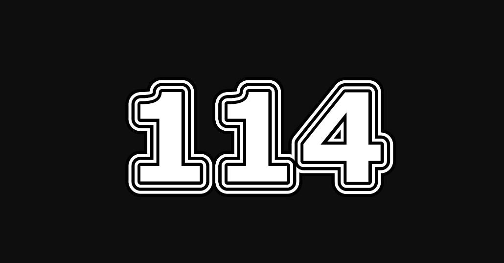 Il significato del numero 114