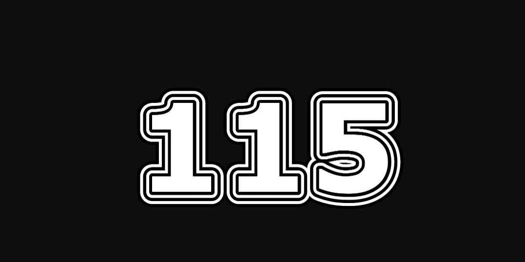 Il significato del numero 115