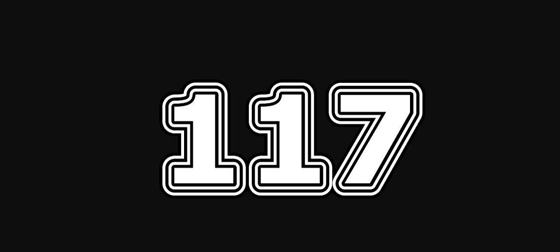 Il significato del numero 117