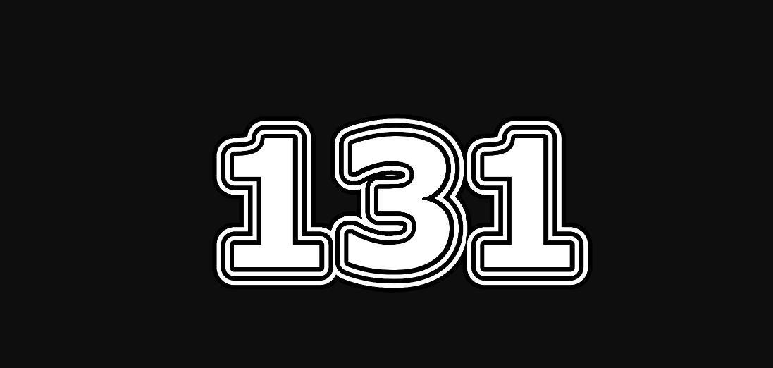 Il significato del numero 131