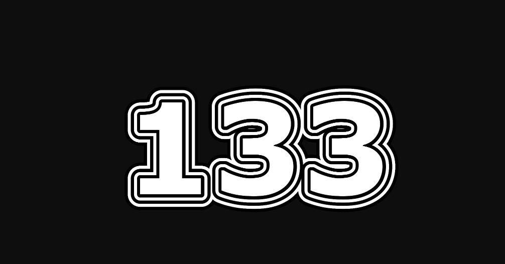 Il significato del numero 133