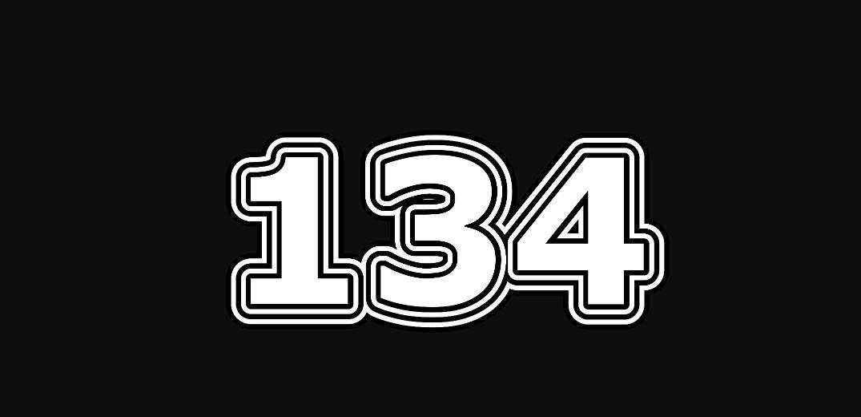 Il significato del numero 134