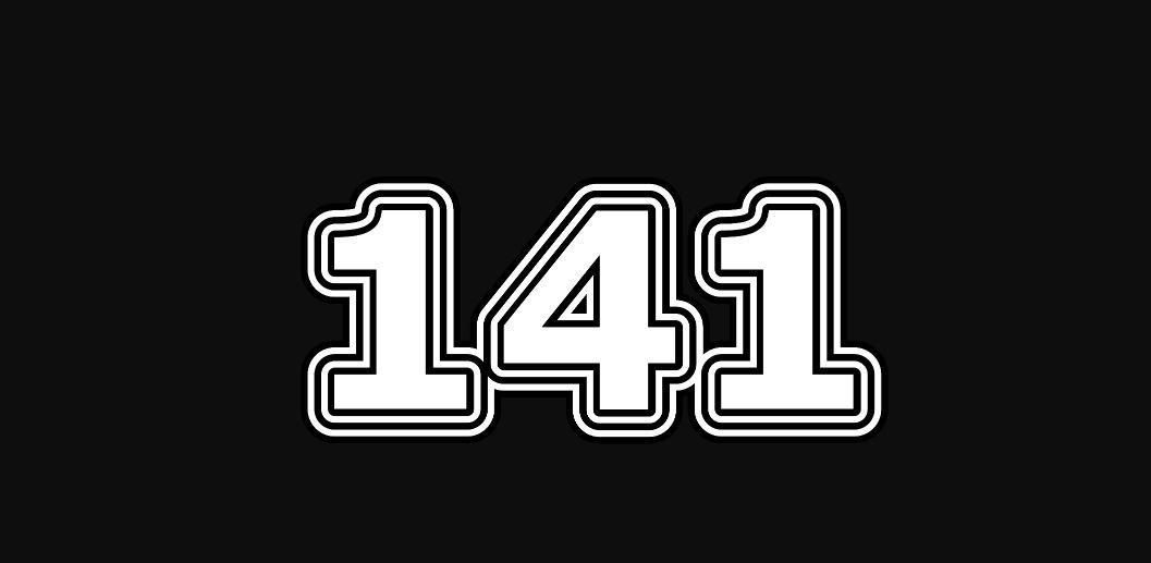 Il significato del numero 141