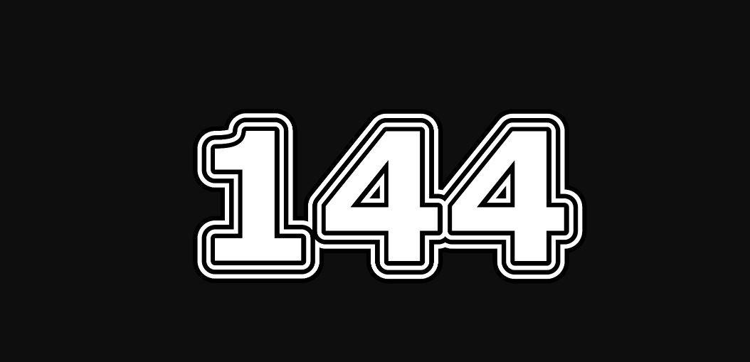 Il significato del numero 144
