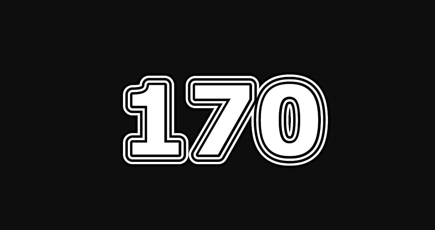 Il significato del numero 170