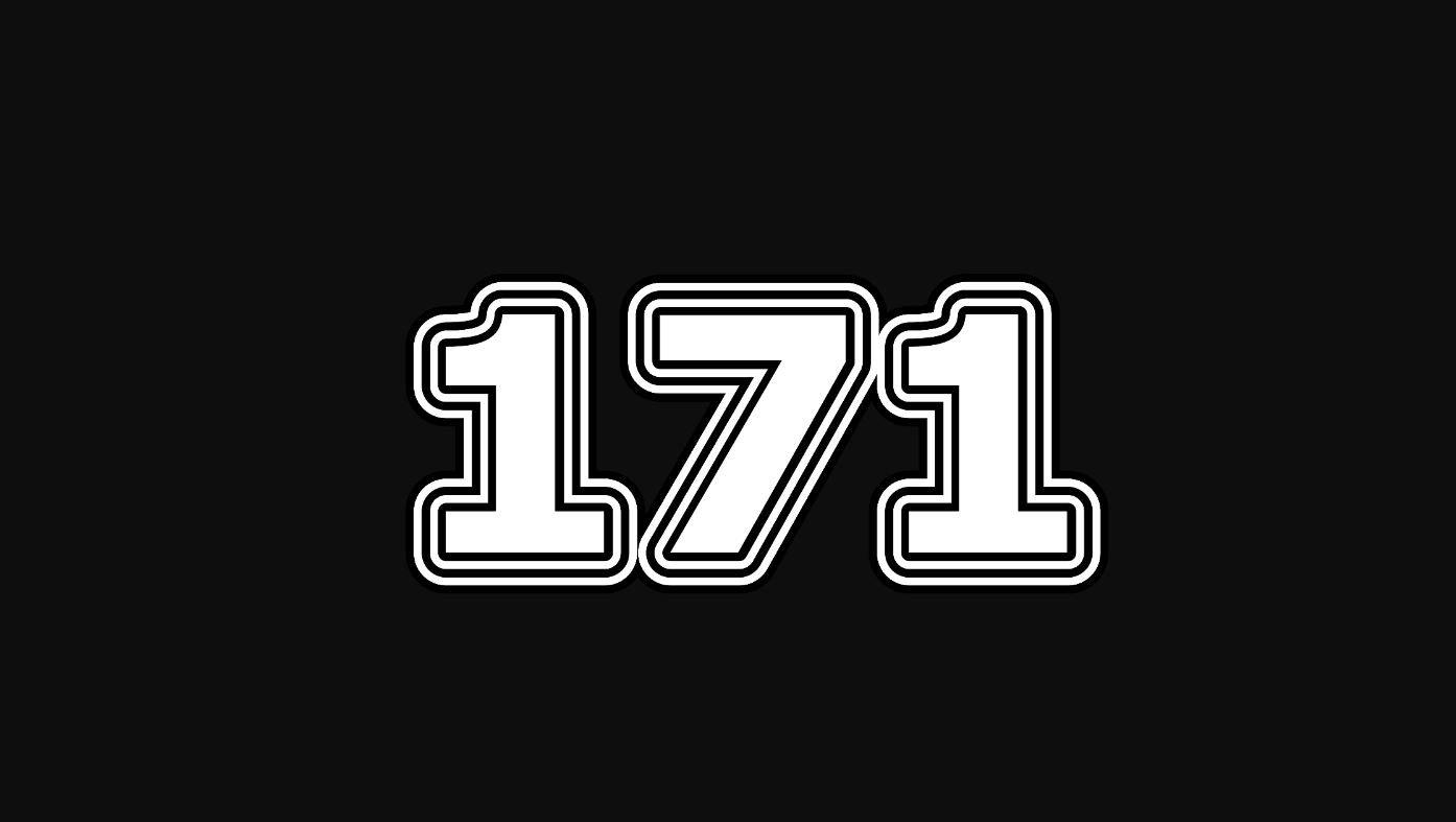 Il significato del numero 171