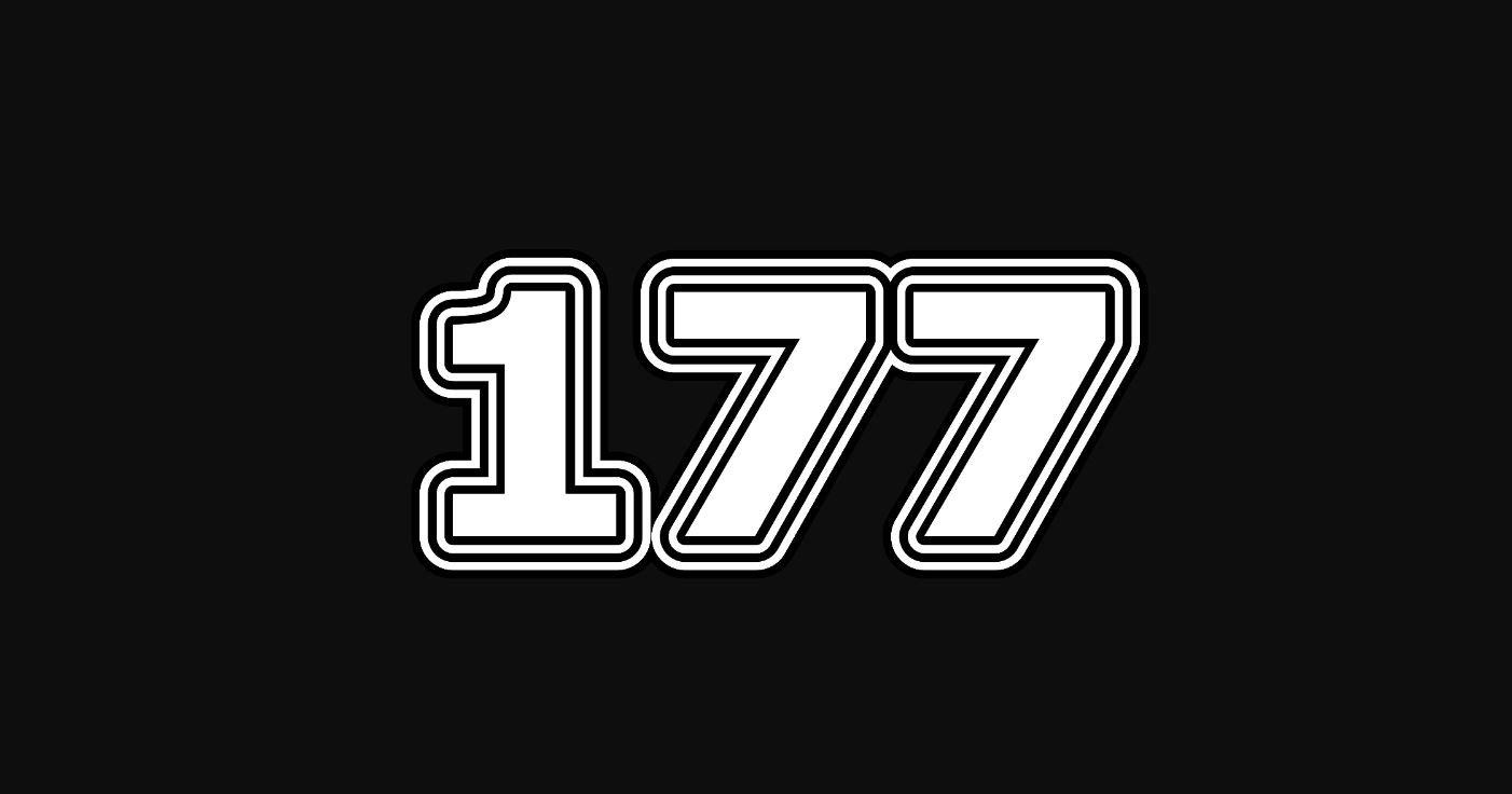 Il significato del numero 177