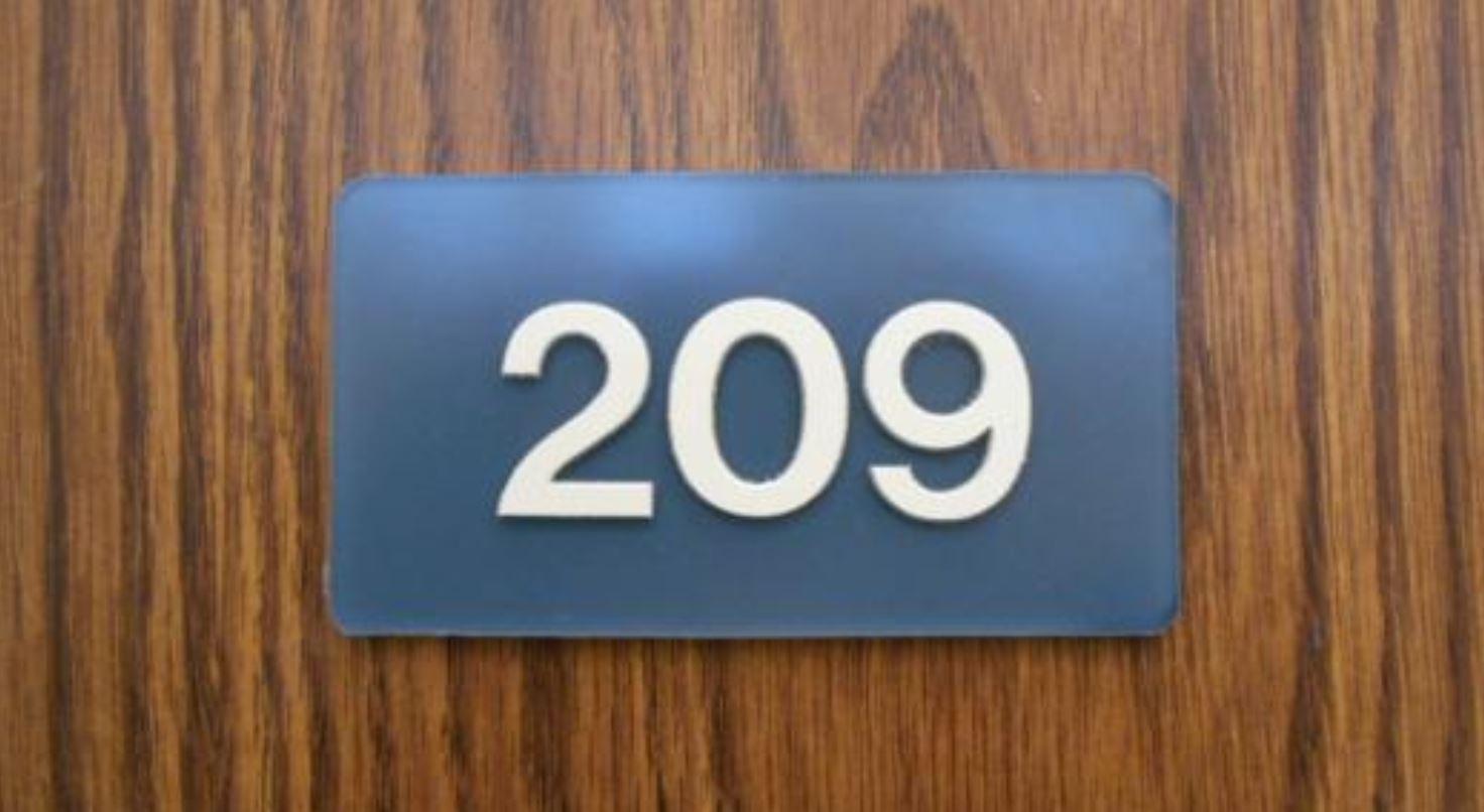 Il significato del numero 209