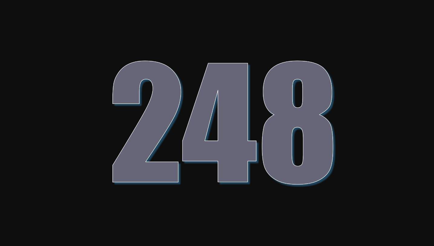 Il significato del numero 248