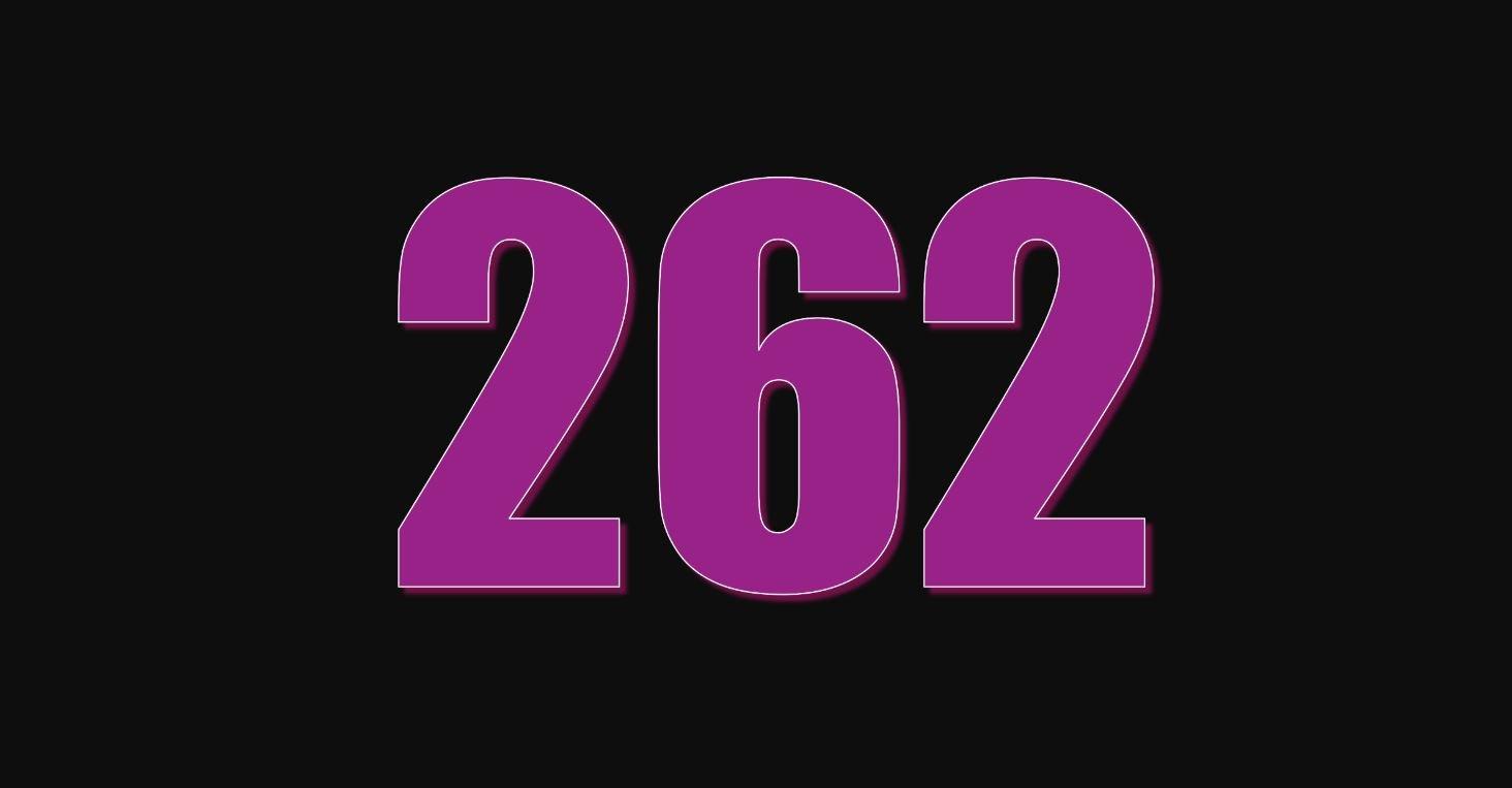 Il significato del numero 262