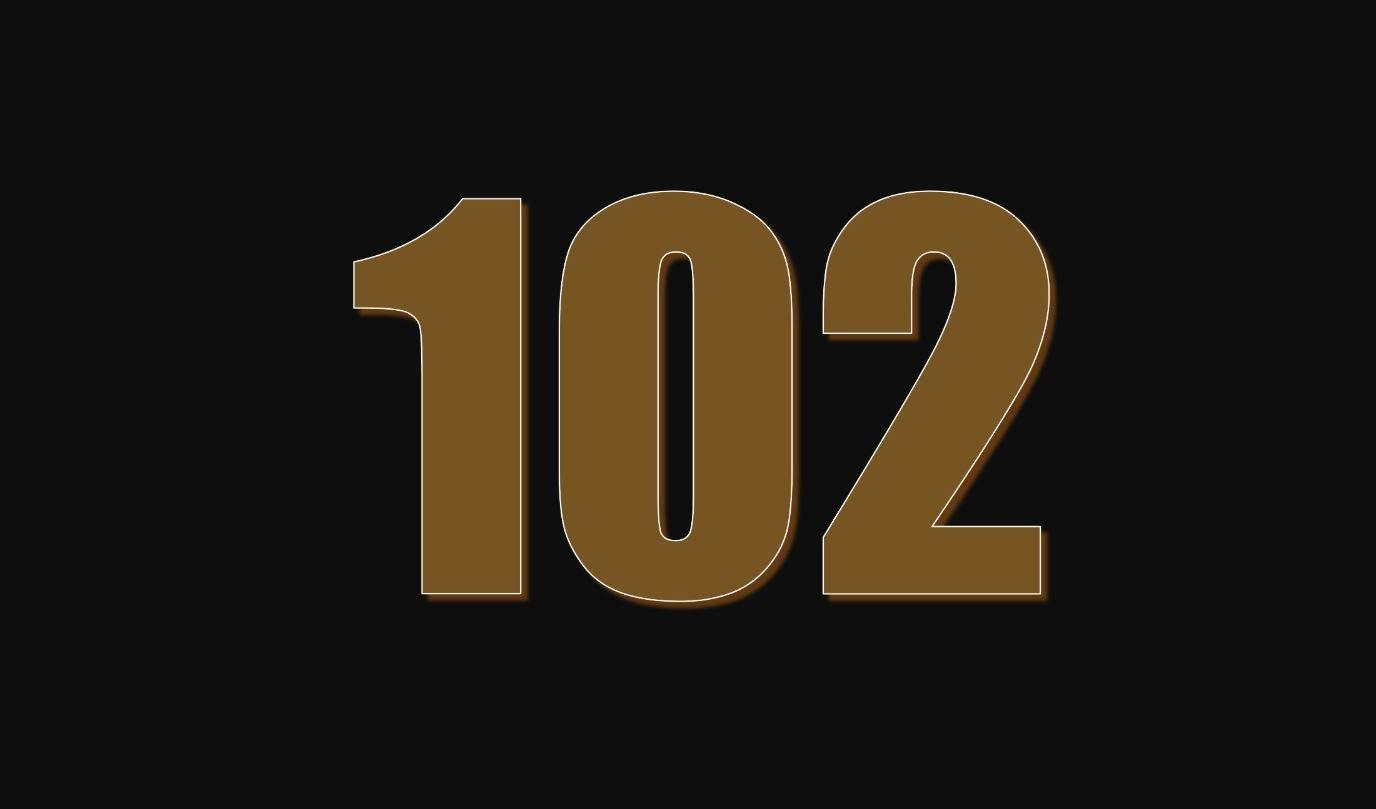 Il significato del numero 102