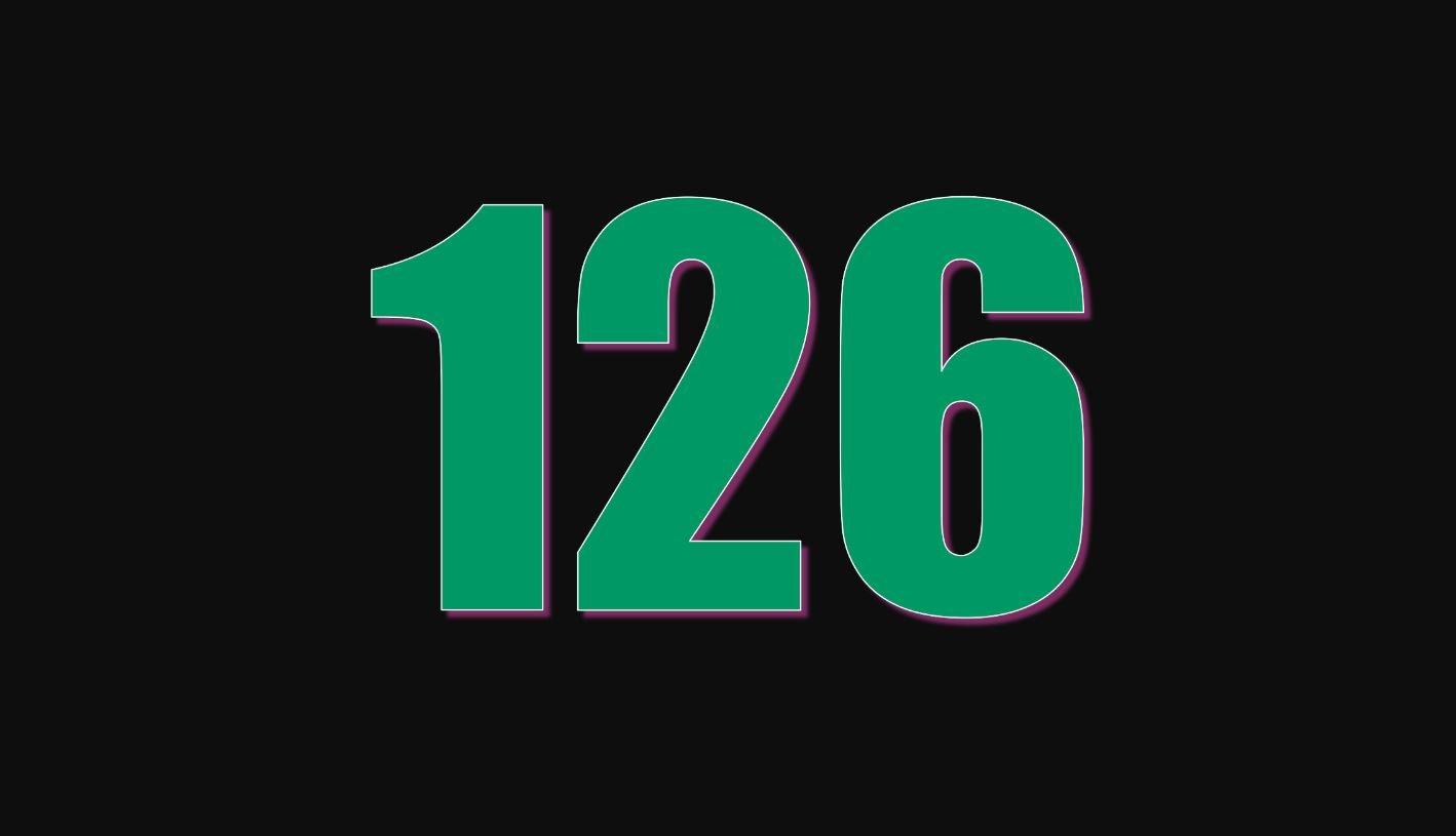 Il significato del numero 126