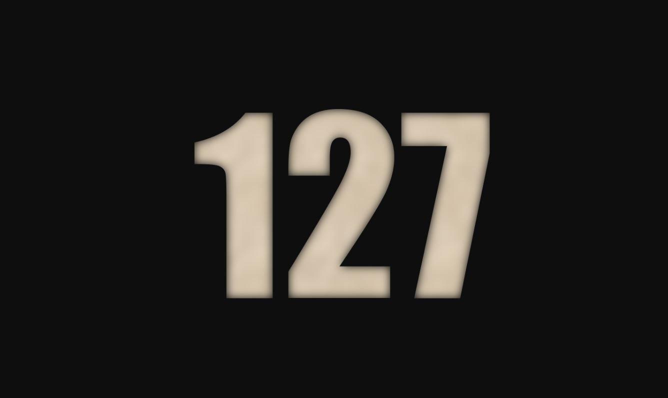 Il significato del numero 127