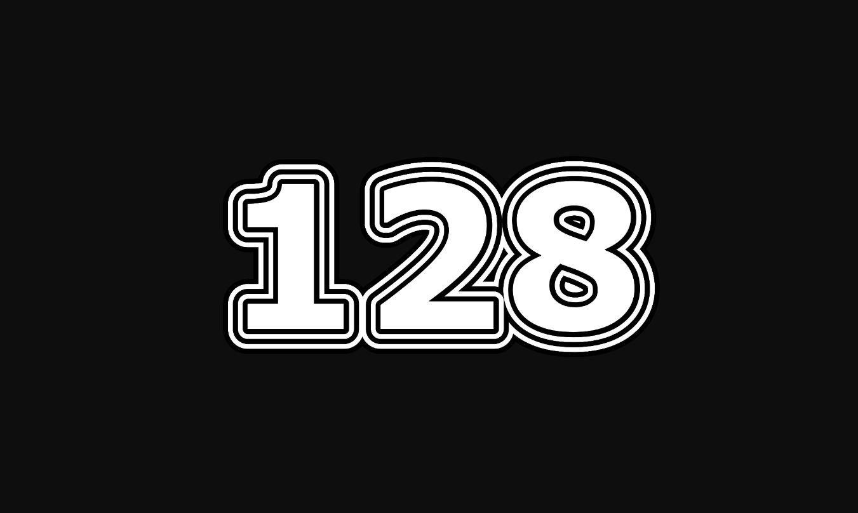 Il significato del numero 128