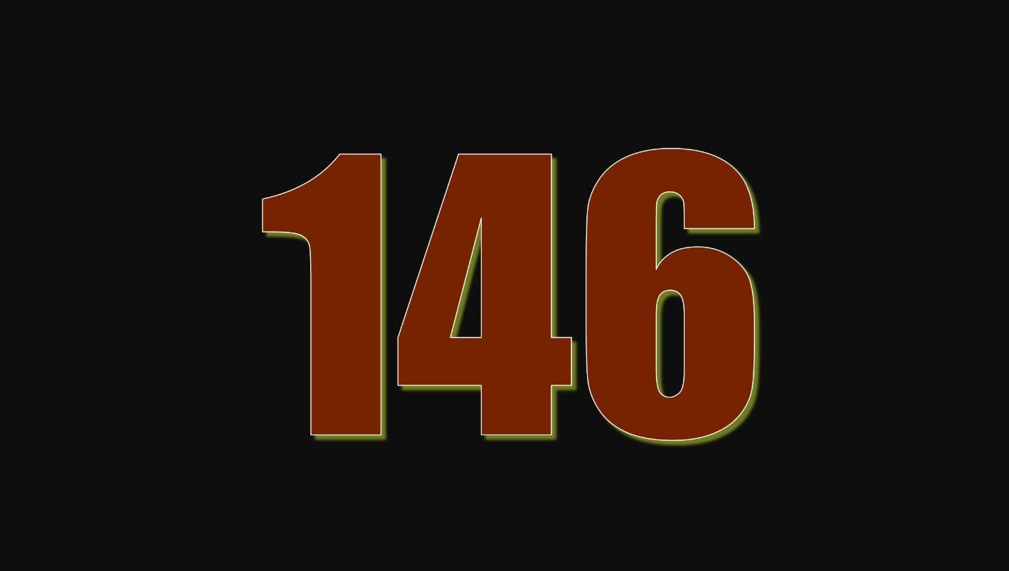 Il significato del numero 146