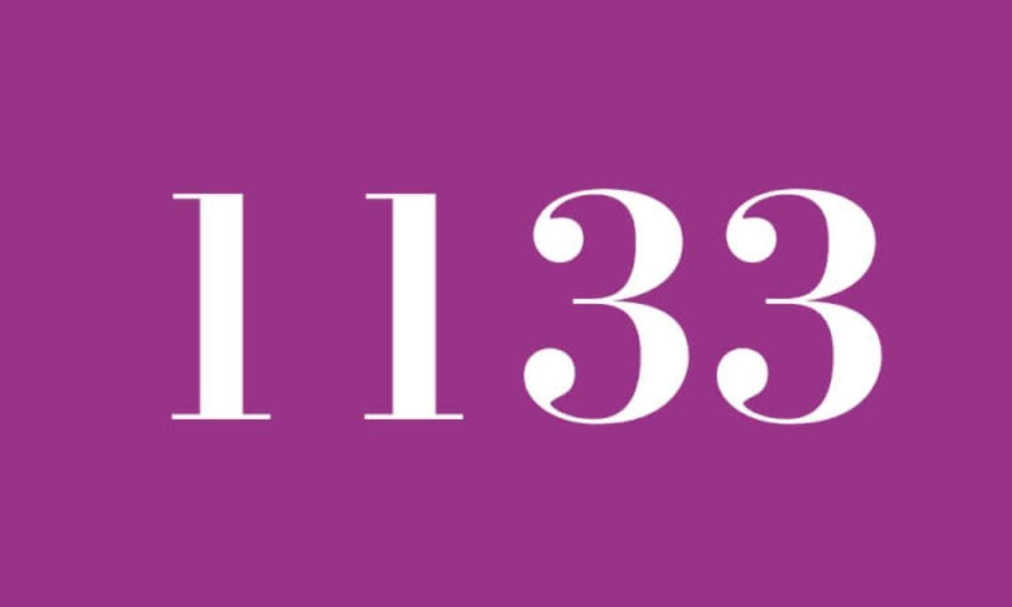 Il significato del numero 1133