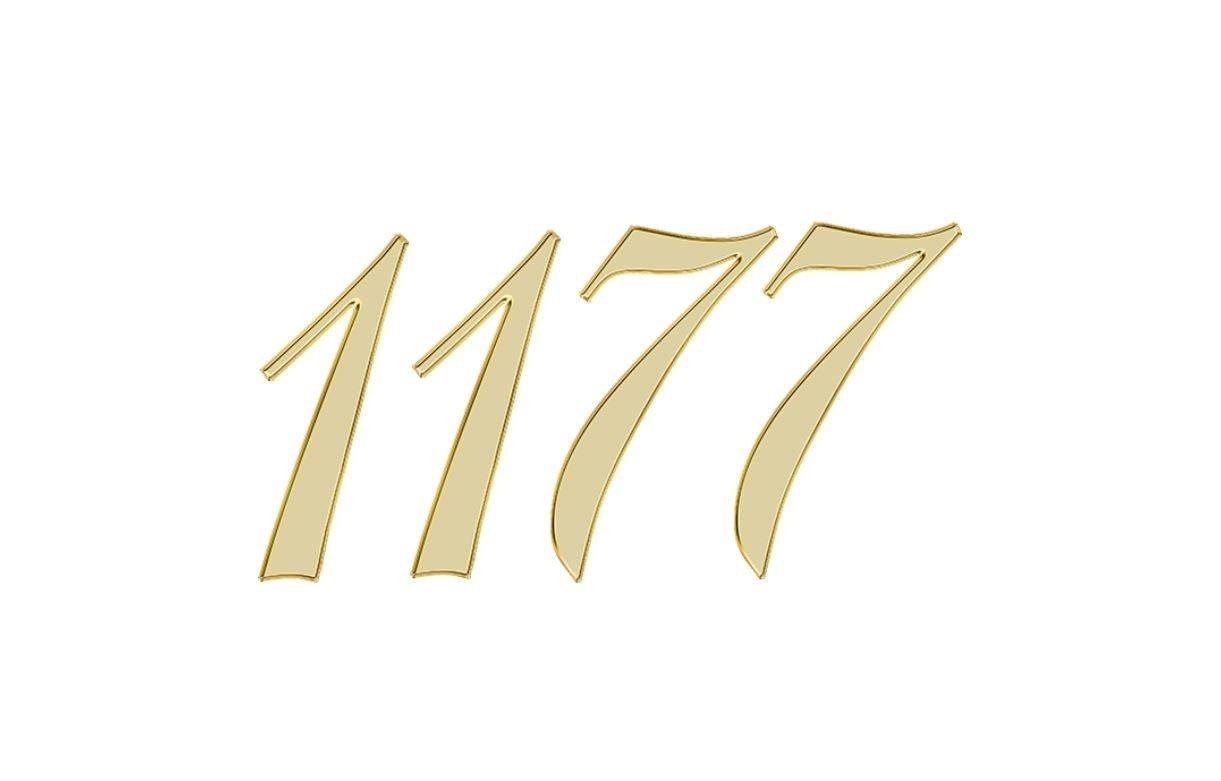 Il significato del numero 1177