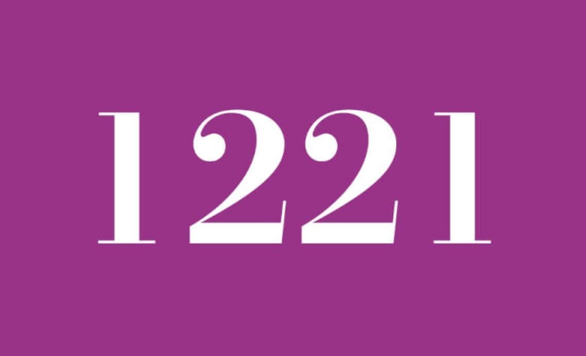 Il significato del numero 1221