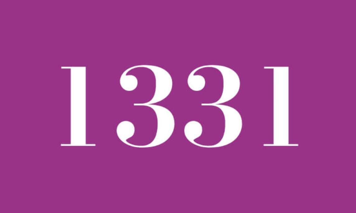 Il significato del numero 1331