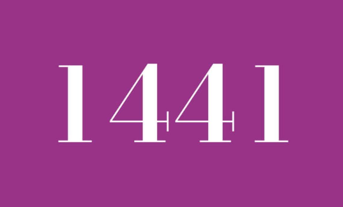 Il significato del numero 1441