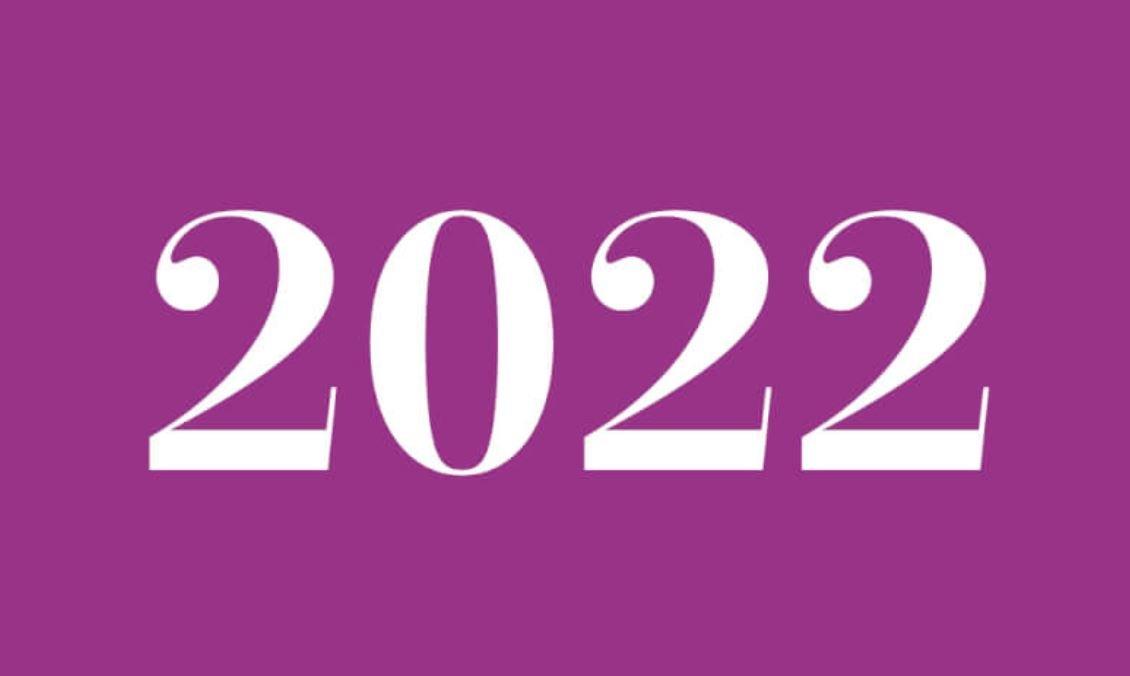 Il significato del numero 2022