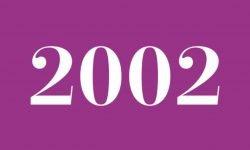Numerologia: Il significato del numero 2002