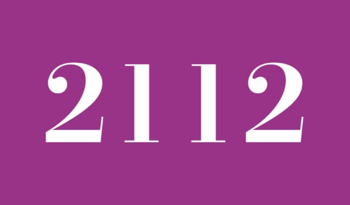 Il significato del numero 2112