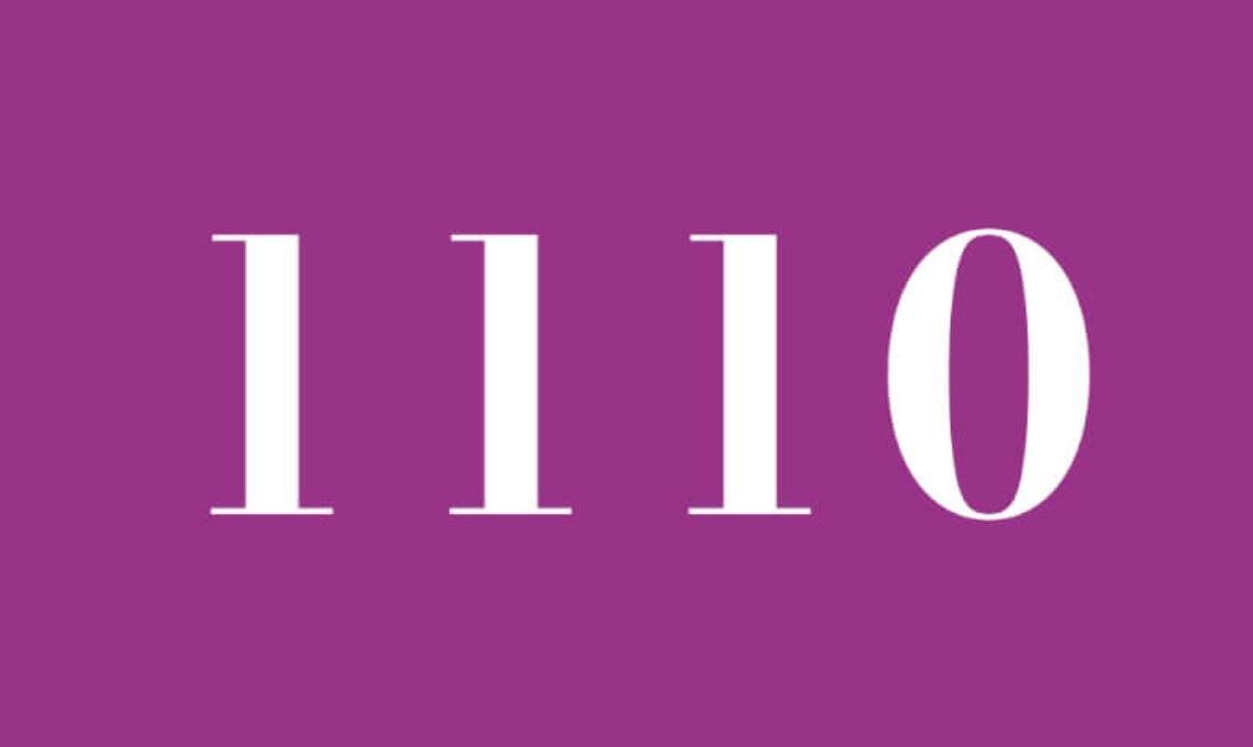 Il significato del numero 1110