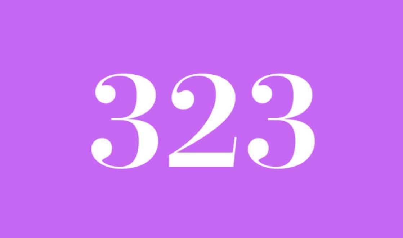 Il significato del numero 323