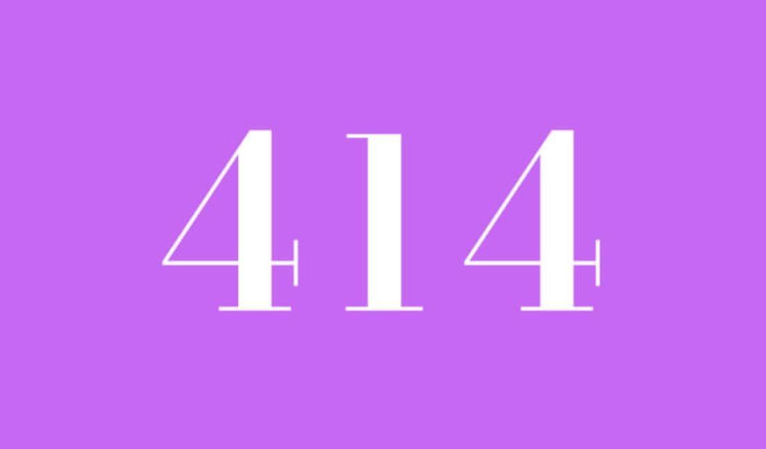 Il significato del numero 414