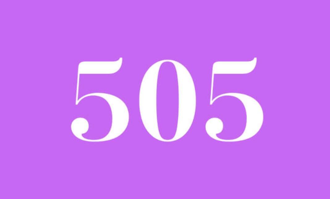 Il significato del numero 505