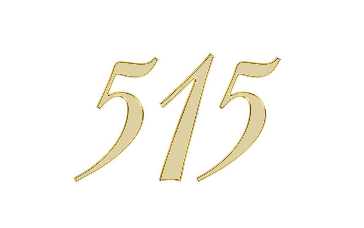 Il significato del numero 515