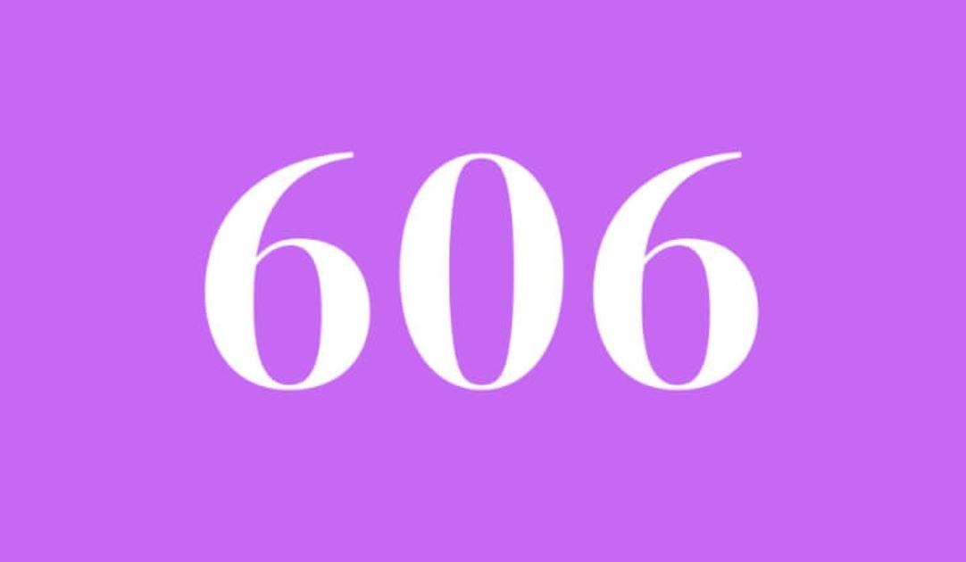 Il significato del numero 606