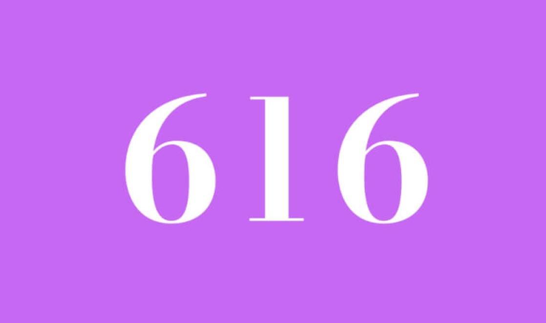 Il significato del numero 616