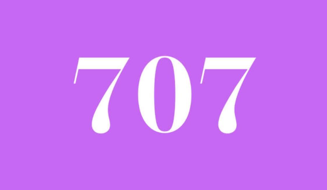 Il significato del numero 707