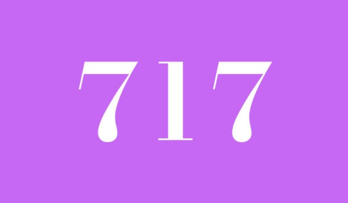 Il significato del numero 717