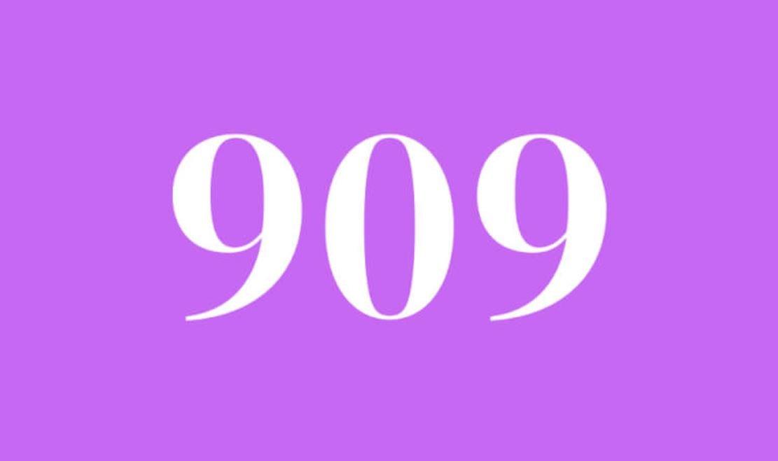 Il significato del numero 909