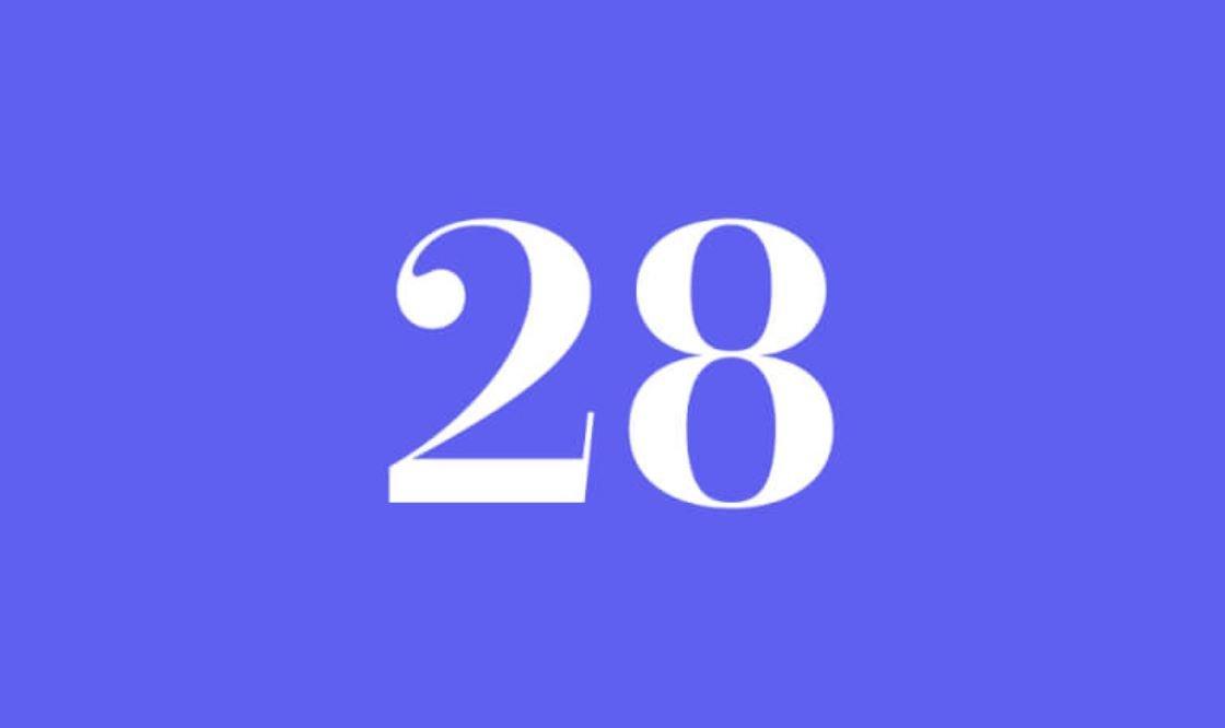 Significato del Numero Angelico 28
