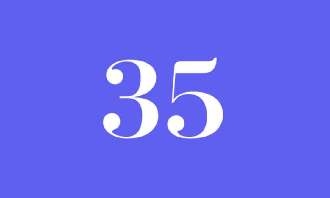 Significato del Numero Angelico 35