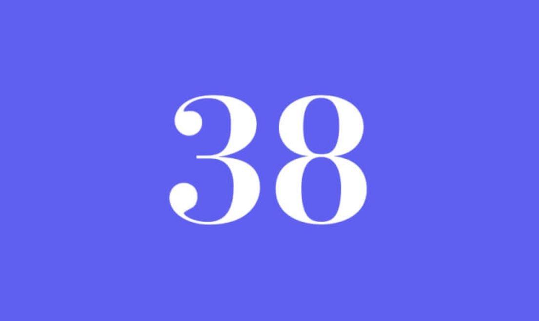Significato del Numero Angelico 38