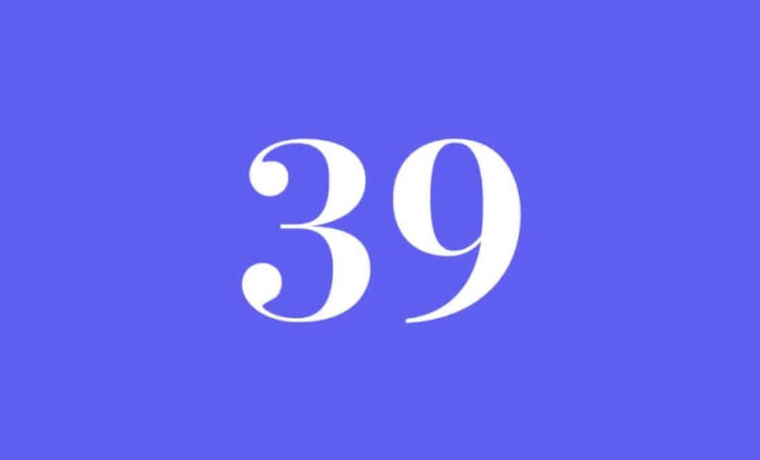 Significato del Numero Angelico 39