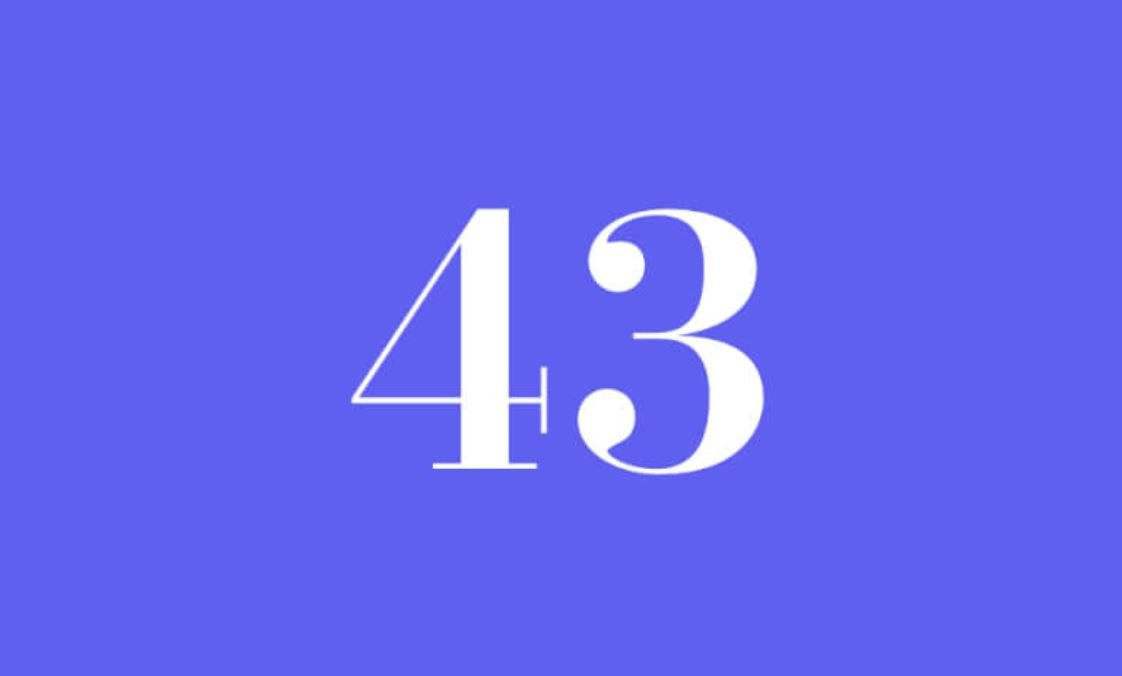 Significato del Numero Angelico 43