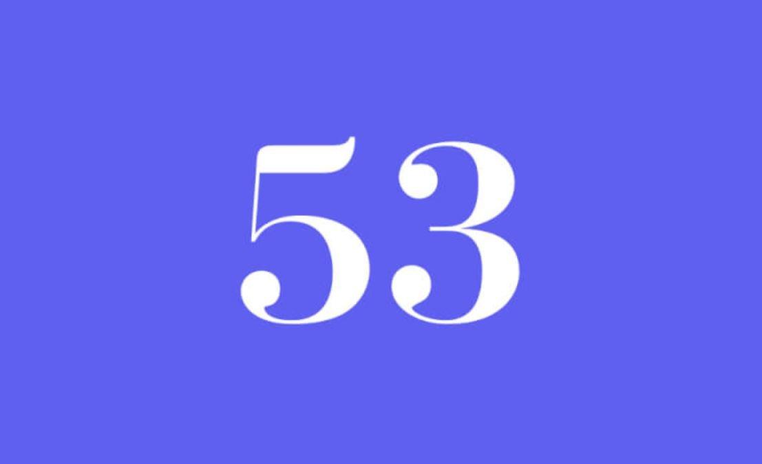 Significato del Numero Angelico 53