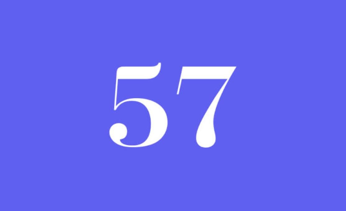 Significato del Numero Angelico 57