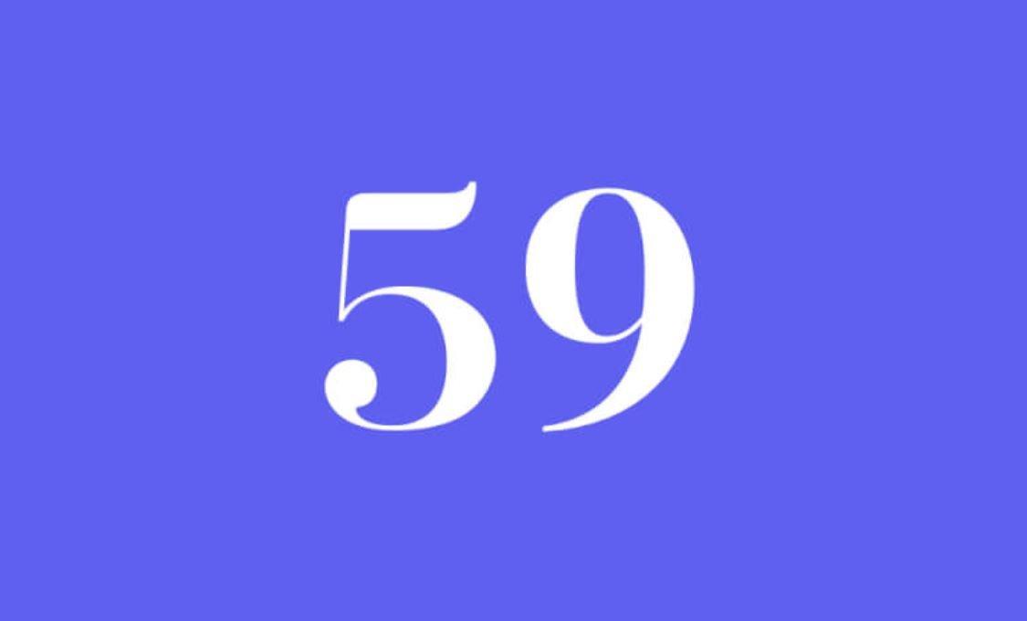 Significato del Numero Angelico 59