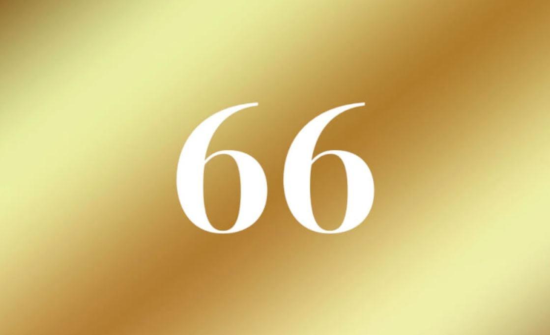 Significato del Numero Angelico 66
