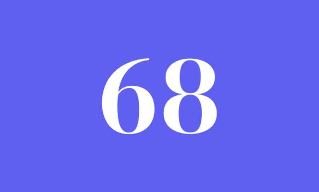 Significato del Numero Angelico 68