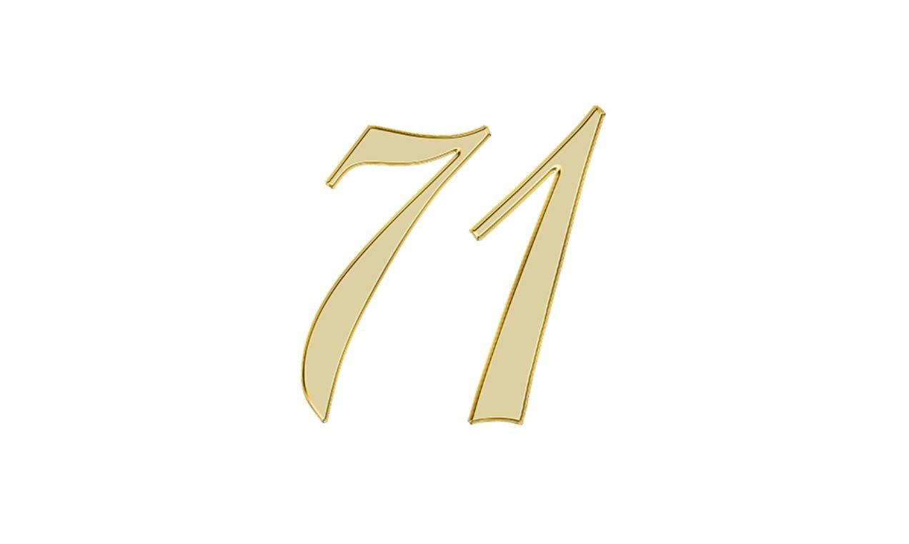 Significato del Numero Angelico 71