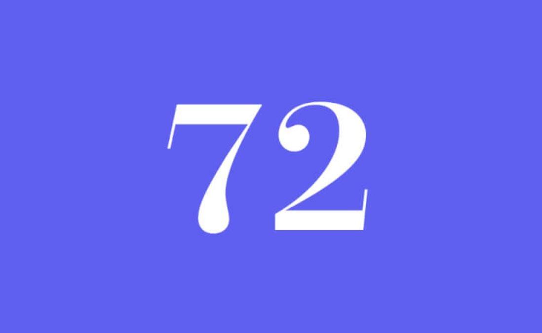 Significato del Numero Angelico 72