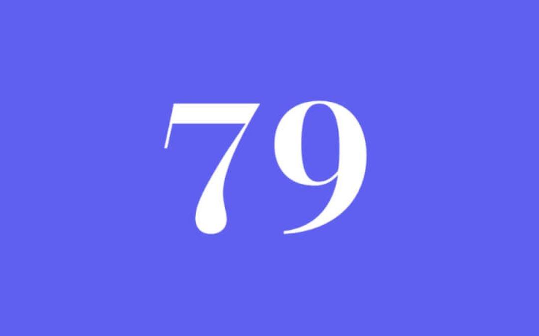 Significato del Numero Angelico 79